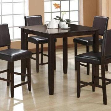 Elliot Count Height Dining Set Dining Room Furniture Sets