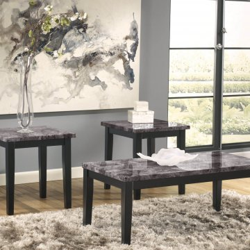 Ashley Mattie Coffee And End Table Set Occasional Tables