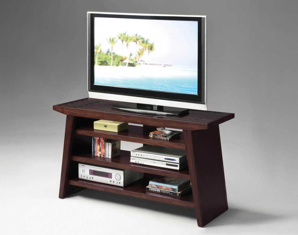 Crown Mark Midori TV Stand Entertainment Furniture