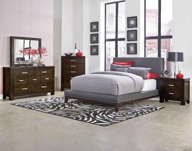 Couture Platform Bedroom Set