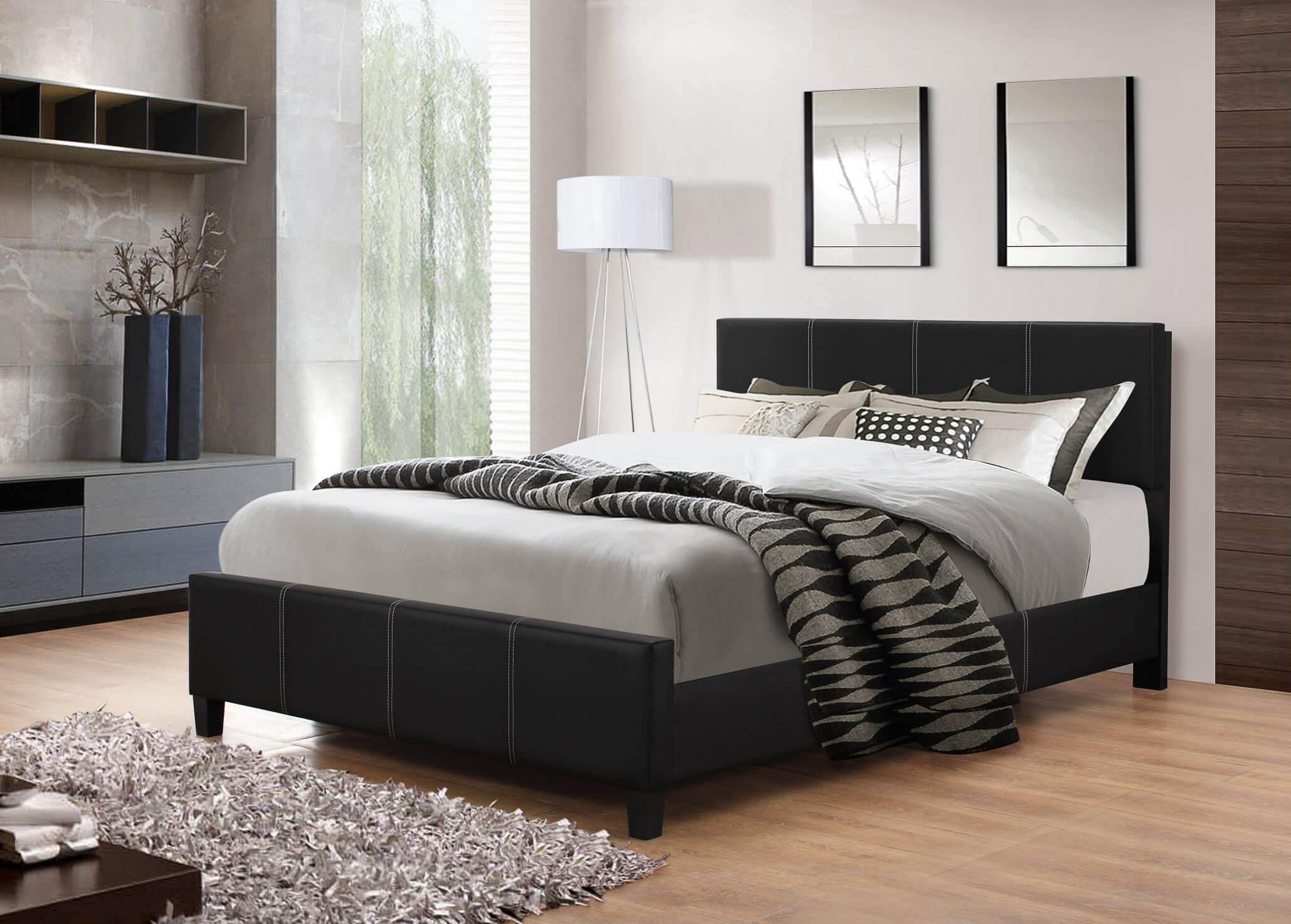 Black Platform Style Bed Kid S Beds
