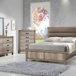 Matteo Rustic Bedroom Set By Crown Mark Bedroom Furniture Sets