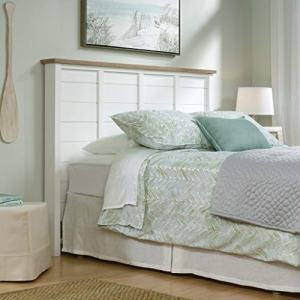 Sauder Cottage Road Headboard, Queen, Soft White finish