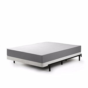"Zinus Jayanna 4"" Low Profile BiFold Box Spring, Folding Mattress Foundation -No Assembly Required, Twin"
