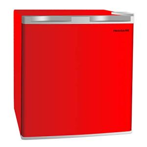 Frigidaire EFR115-RED 1.6 Cu Ft Compact Fridge for Office, Dorm Room, Mancave or RV, Red