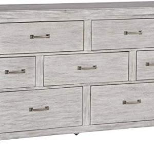 Signature Design by Ashley Brashland dressers, White, White Dresser