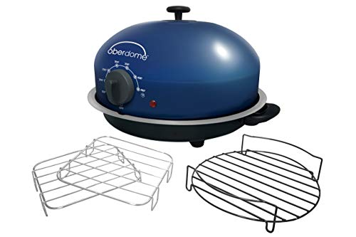 EaZy BrandZ oberdome Countertop Electric Roaster Oven Bundle Dimensions: 16.three x 15.2 x 9.5 inches