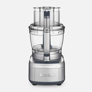 Cuisinart FP-13DSVFR Elemental 13 Cup Chopper Food Processor Kitchen Appliance, Silver (Renewed)