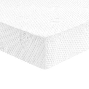 Dourxi Crib and Toddler Mattress - Ideal Breathable & Quiet Foam Mattress Airflow Sleep Surface with Removable Washable Outer Cover, Lightweight Crib Mattress