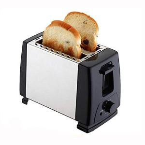 Toasters, Stainless Steel Sandwich Toaster with Bread Crumb Tray and Easy to Clean, Cream Toaster with Lift 6 Levels oOf Browning and 3 Modes to Make Delicious Breakfast