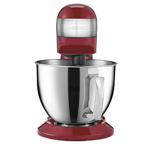 Cuisinart Precision Master 3.5 Quart (Ruby Red) stand mixer Package deal Dimensions: 14.6 x 10.zero x 15.2 inches