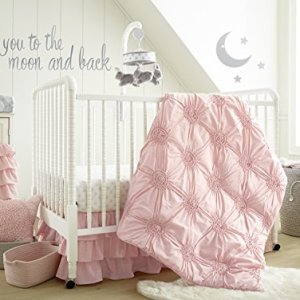 Levtex Baby - Willow Crib Bed Set - Baby Nursery Set