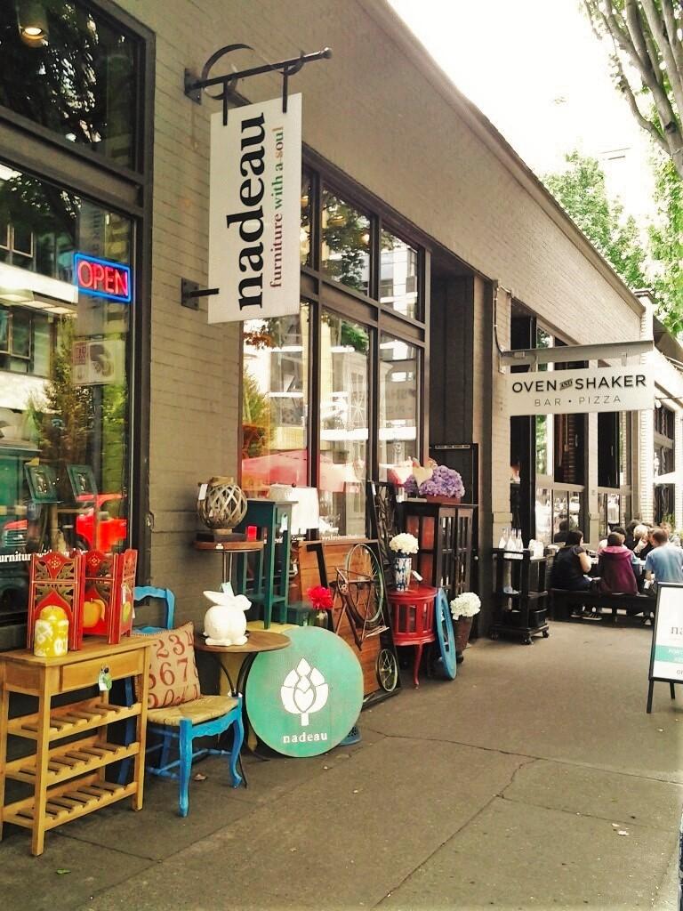 Nadeau Neighborhood Spotlight: Portland via Nadeau Furniture With a Soul