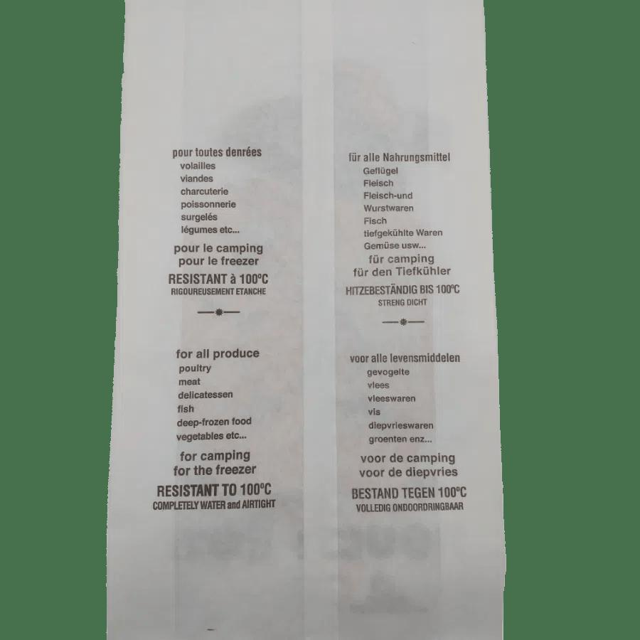Verso Poulet 18+6,5x34 cm