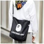 A BATHING APE(R) 2016 SPRING COLLECTION 【付録】 APE HEAD 2WAYショルダー