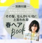 AneCan アネキャン 2016年 4月号 【別冊付録】 春ヘアBook