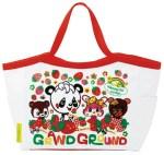 GRAND GROUND HAPPY保冷バッグBOOK【付録】グラグラ HAPPY保冷バッグ