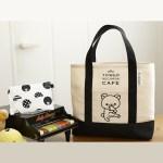 RILAKKUMA×TOWER RECORDS CAFE Special Book【付録】リラックマ おでかけトート、水玉ティッシュケース