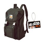 STAR WARS BB-8 BACKPACK BOOK【付録】『スター・ウォーズ/フォースの覚醒』 BB-8 バックパック、キーチャーム