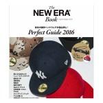The New Era Book(ザ・ニューエラ・ブック) Fall & Winter 2016【付録】ニューエラ バイザーカーブキット