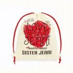 JSガール (ジェイエスガール) Vol.35 【付録】SISTERJENNI / シスタージェニィ ナップサック
