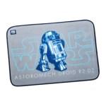 STAR WARS™ R2-D2 PERFECT BOOK 【付録】 スター・ウォーズ R2-D2 フリース ブランケット