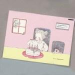 nina's (ニナーズ) 2017年 1月号 【付録】 maegamimami 2017 絵本カレンダー