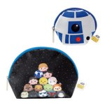 Disney Tsum Tsum Special Book With Star Wars Tsum Tsum 【付録】 スターウォーズツムツム オールスターポーチ&R2-D2ミニポーチ