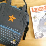 【開封レビュー】 Laundry 口金リュックBOOK 付録 ランドリー 2WAY 口金リュック