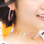 nicola ニコラ 2017年 8月号 【付録】 ラブトキシック イヤリング & チョーカー