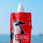 BE-PAL ビーパル 2017年 9月号 【付録】 CHUMS チャムス ウルトラライト・ウォーターボトル