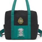 Harry Potter  2Way Bag SLYTHERIN Type 【付録】 ハリーポッター 2Wayバッグ 「スリザリン寮」タイプ