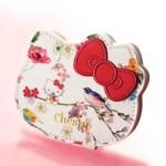 美人百花 びじんひゃっか 2018年 4月号 【付録】 Chesty × Hello Kitty 拡大鏡付き両面コンパクトミラー