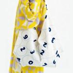 SOU・SOU 15周年記念 オフィシャルファンBOOK 【付録】 オリジナルテキスタイル 肩掛けカバン 穏大 肩ゆい