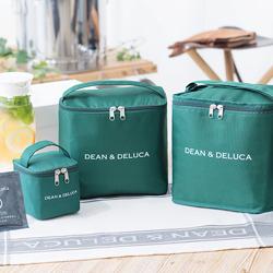 <予告> GLOW グロー 2018年 8月号 【付録】 ディーン&デルーカ 保冷バッグ + オリジナル保冷剤 4点セット