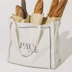 PAUL SPECIAL BOOK 【付録】 オリジナルデザイン ビックサイズ トートバッグ