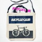 BiCYCLE CLUB バイシクルクラブ 2019年 1月号 【付録】 特製サコッシュトートバッグ & カンパニョーロカタログ