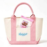 Leonard's BAKERY BAG & POUCH BOOK 【付録】 トートバッグ&クリアポーチ