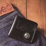 smart スマート 2019年 12月号 増刊 【付録】 Lee コンチョ付き本革二つ折り財布