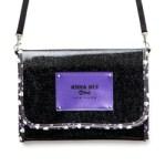 ANNA SUI mini 10th ANNIVERSARY BOOK キラキラマルチバッグVer. 【付録】 お財布みたいに使える マルチバッグ