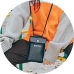 Popteen ポップティーン 2019年 12月号 【付録】 ENVYM  ウォレットつきオトナミニポシェット