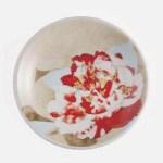 サライ 2020年 2月号 【付録】 堀文子画 「江戸椿」豆皿