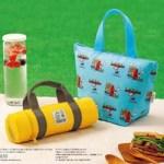 <予告> InRed インレッド 2020年 5月号 増刊 【付録】 PEANUTS  スヌーピーの2個セット  保冷バッグと保冷ボトルケース