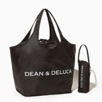 <予告> GLOW グロー 2020年 8月号 【付録】 DEAN & DELUCA  レジカゴバッグ + 保冷ボトルケース