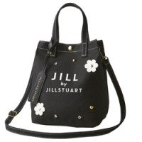 JILL by JILLSTUART 2WAY FLOWER SHOULDER BAG BOOK 【付録】 2WAYトートバッグ