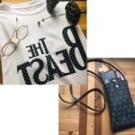 EVANGELION Millennials 2 【付録】 RADIO EVA特製 「オリジナルTシャツ」、「サコッシュ」