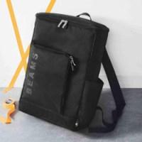 <予告> smart スマート 2020年 12月号 【付録】 ビームス  ボックス型バックパック