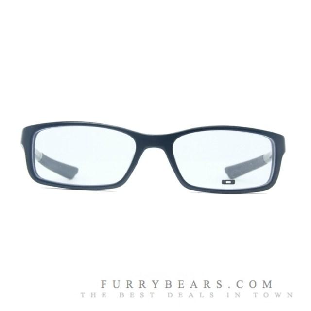 Oakley Bucket Polished Black Prescription Glasses
