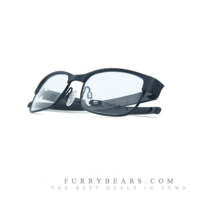 OAKLEY METAL PLATE MATTE BLACK3