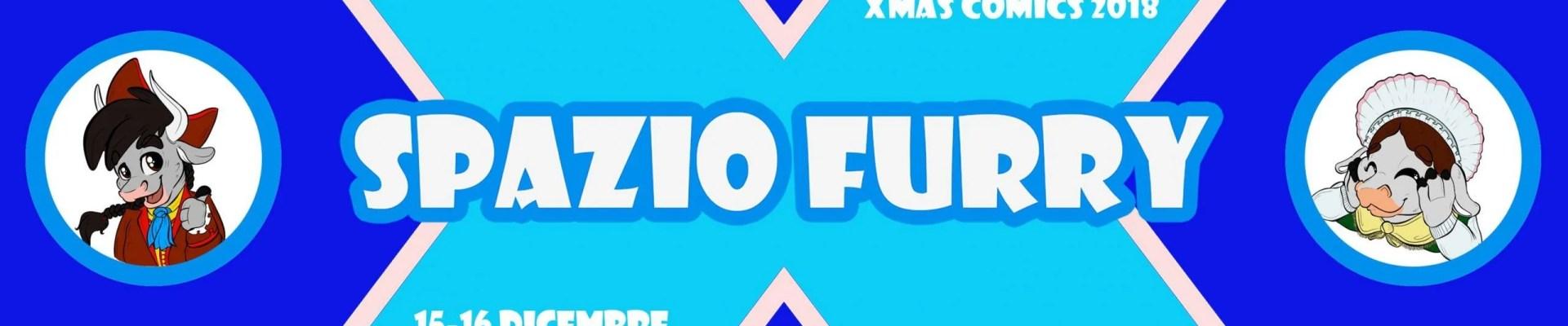 Spazio Furry @XMasComics 2018